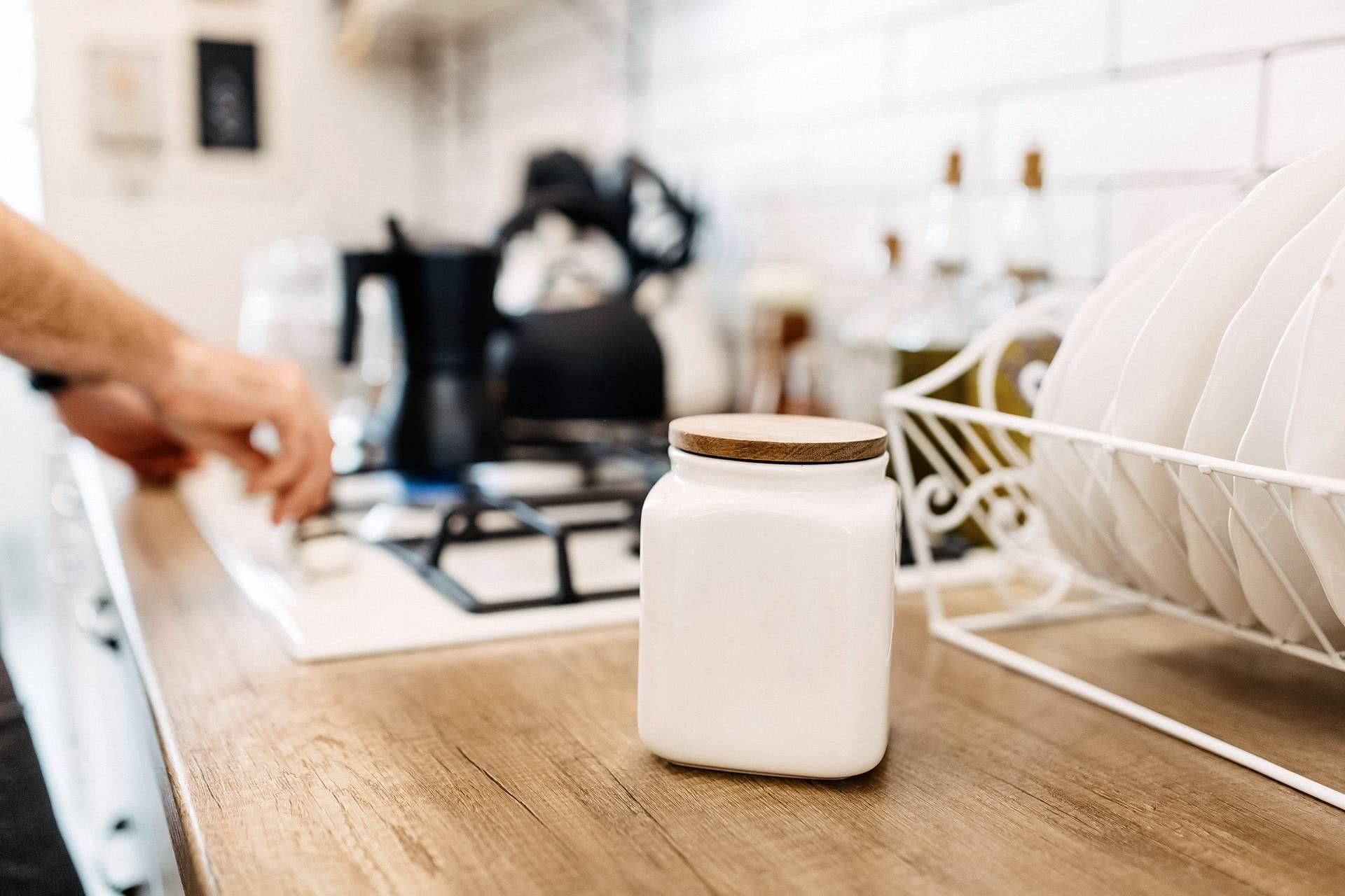 Kaffee lagern