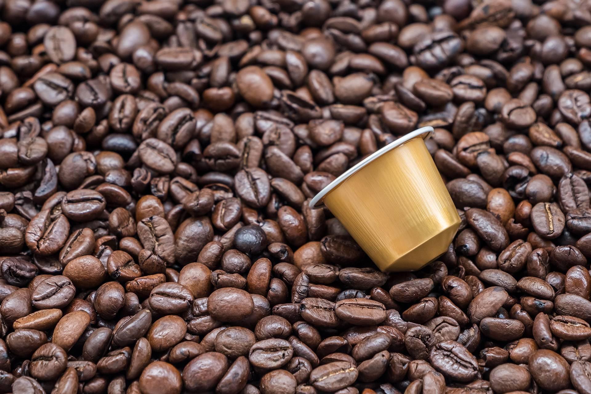 Kaffee, Kapsel